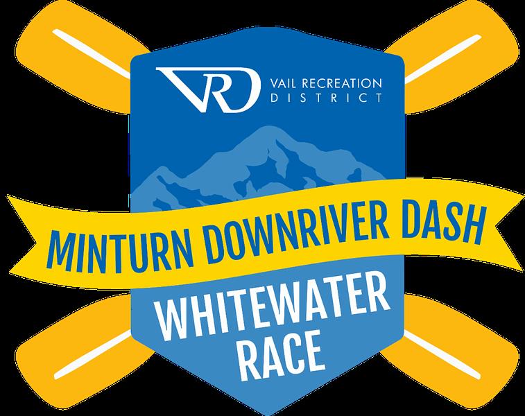 Minturn Downriver Dash Whitewater Race
