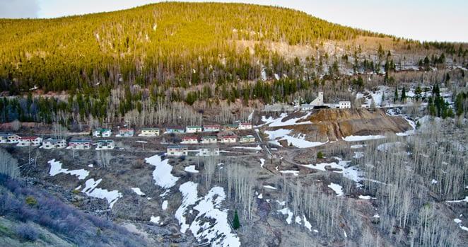 Gilman, Eagle Mine, Eagle River, Eagle County Colorado