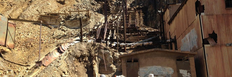 Eagle Mine Tour, Gilman, Colorado, Eagle County