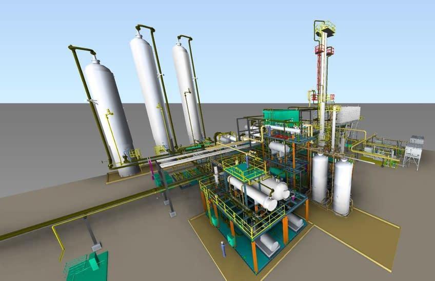 renewables modular refinery